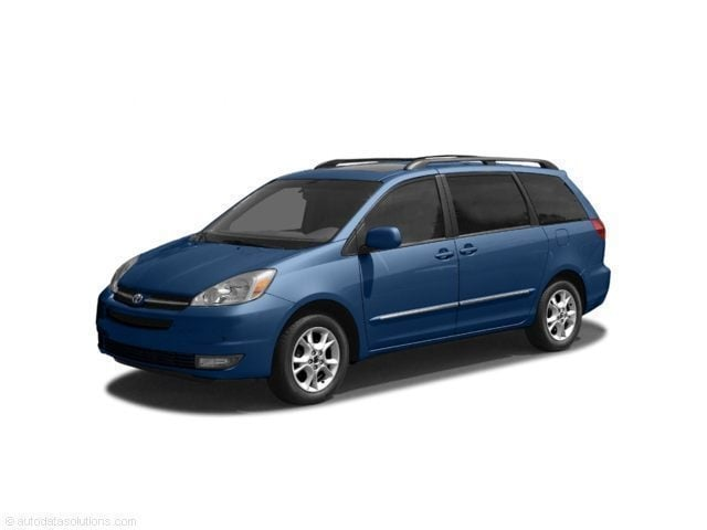 Used 2004 Toyota Sienna XLE Limited Van in Denver