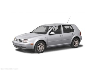 2004 Volkswagen Golf GLS Hatchback