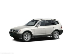 2005 BMW X3 3.0i SUV WBXPA93425WD22759 for sale in Somerset, MA at Somerset Chrysler Jeep Dodge Ram