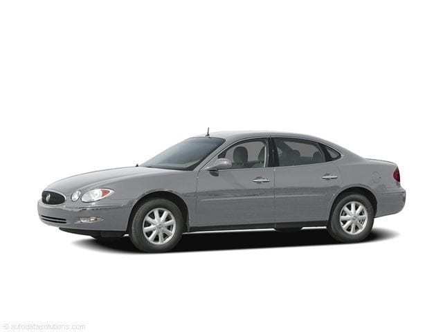 2005 Buick Lacrosse CXS CXS  Sedan w/ Front and Rear Head Airbags