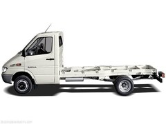 2005 Dodge Sprinter 3500 Chassis Base Truck