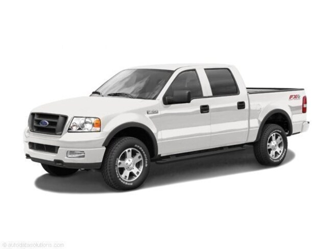 2005 Ford F-150 SuperCrew Truck SuperCrew Cab