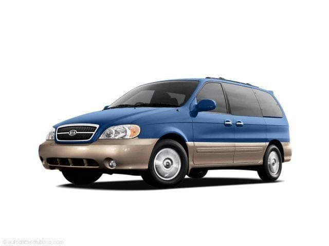 Used 2005 Kia Sedona EX Van near Allentown