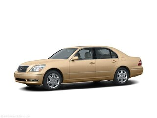 2005 LEXUS LS 430 Premium Package Sedan