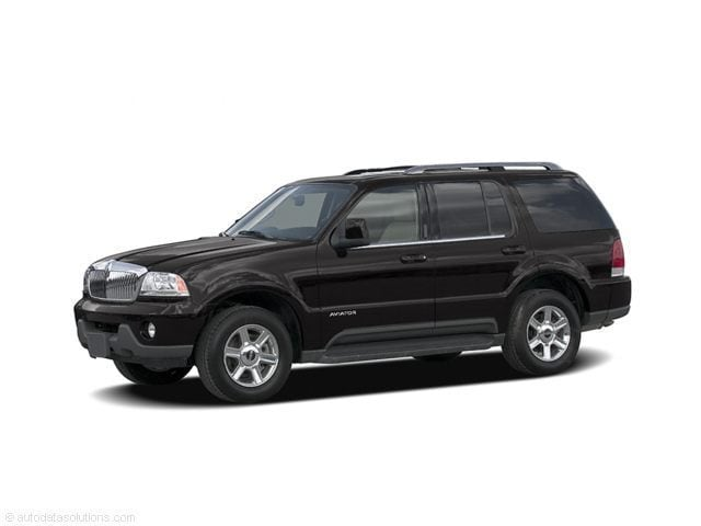 2005 Lincoln Aviator Luxury SUV