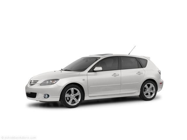 Used 2005 Mazda Mazda3 Hatchback near Allentown