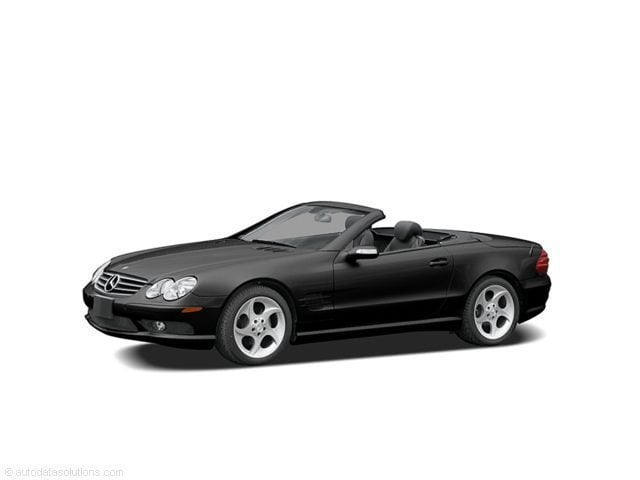 Used 2005 Mercedes-Benz SL500 2dr Convertible Plano TX