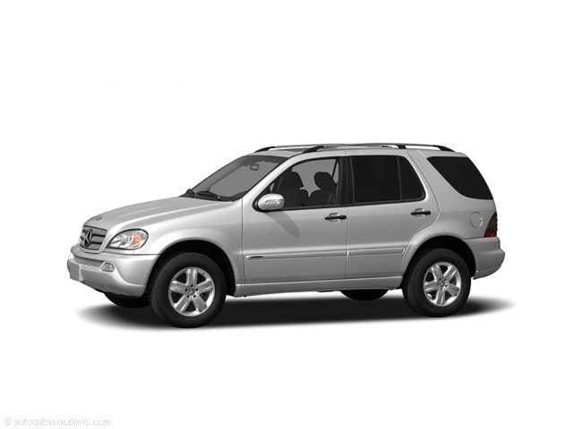 Used 2005 Mercedes-Benz M-Class 3.7L 4matic 4dr in Long Beach