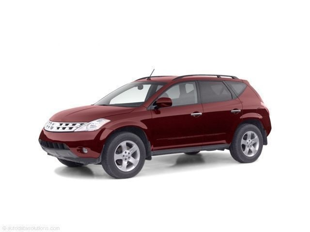 Used 2005 Nissan Murano SUV in the Greater St. Paul & Minneapolis Area