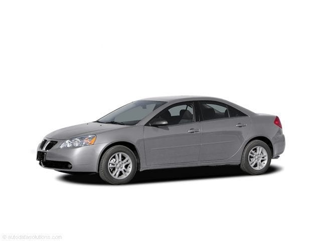 Used 2005 Pontiac G6 Base Sedan in Ocala