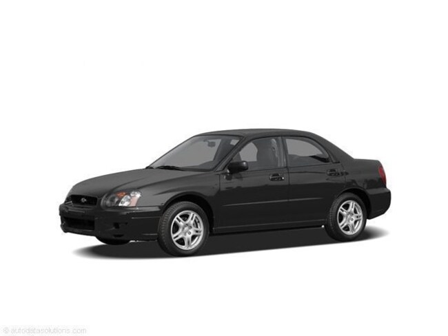 Used 2005 Subaru Impreza Sedan RS 4dr Car for sale near Jersey City