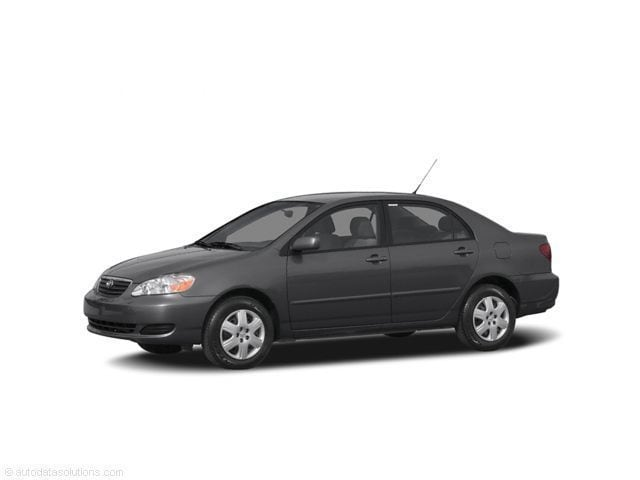 Used 2005 Toyota Corolla LE Sedan near Allentown