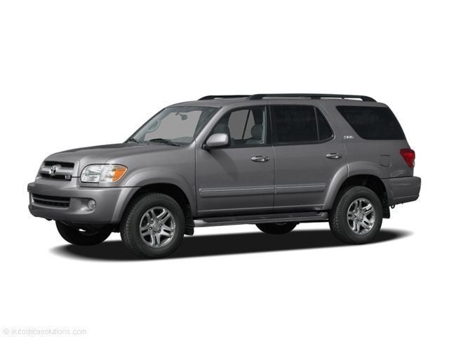 Used 2005 Toyota Sequoia Sport Utility in the Greater St. Paul & Minneapolis Area