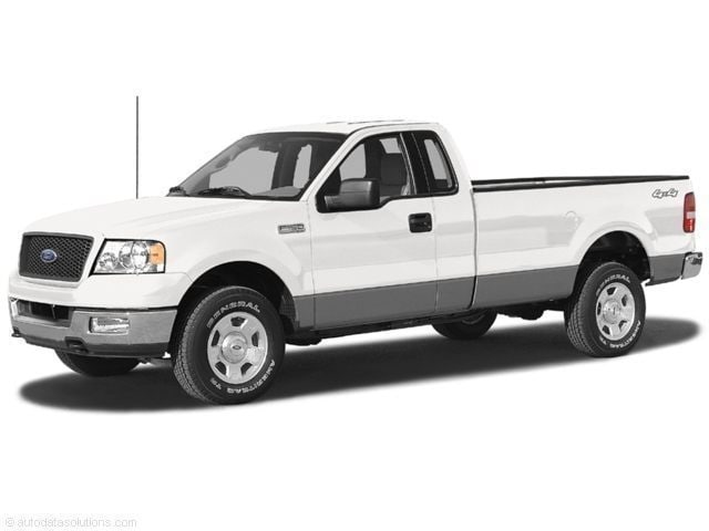 2006 Ford F-150 STX Truck Regular Cab