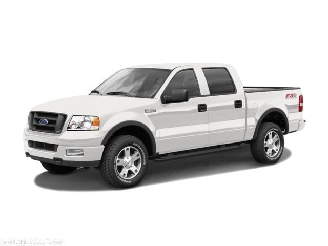Used 2006 Ford F-150 SuperCrew Truck SuperCrew Cab in San Jose