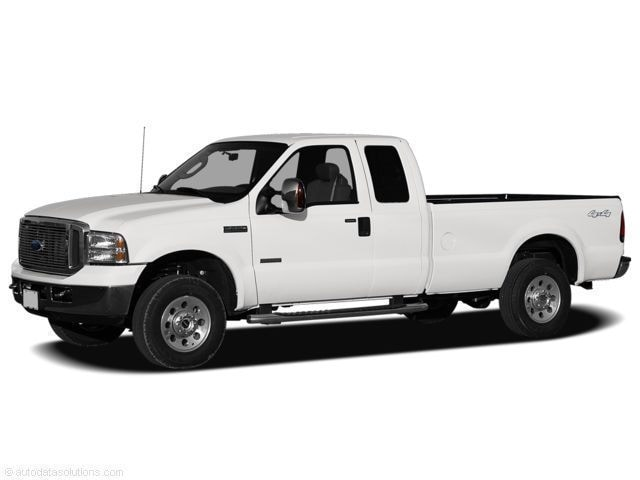 2006 Ford F-250 Truck Super Cab