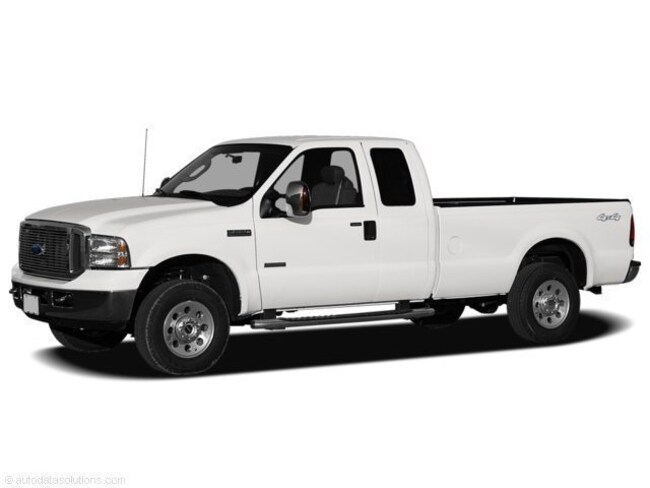 2006 Ford F-250 Extended Cab Truck