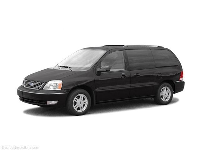 2006 Ford Freestar Limited Mini-Van