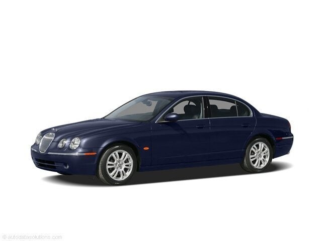 2006 Jaguar S Type 4d Sedan 3.0L