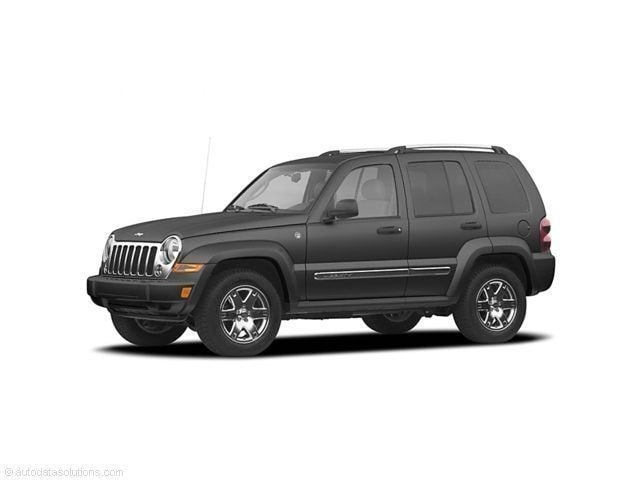 Used 2006 Jeep Liberty Sport SUV near Allentown