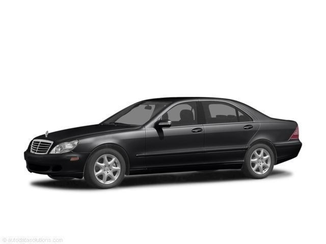2006 Mercedes-Benz S-Class Base Sedan