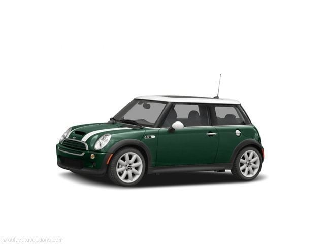 2006 MINI Cooper S S Hatchback