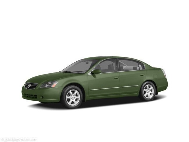 2006 Nissan Altima 3.5 SL V6 3.5 Sedan