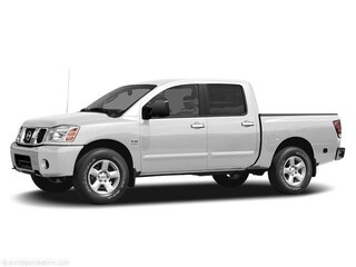 Used 2006 Nissan Titan Truck Crew Cab Houston