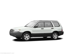 Used car 2006 Subaru Forester 2.5 X Premium Package AWD 2.5 X Premium Package  Wagon 4A for sale in Hermantown, MN