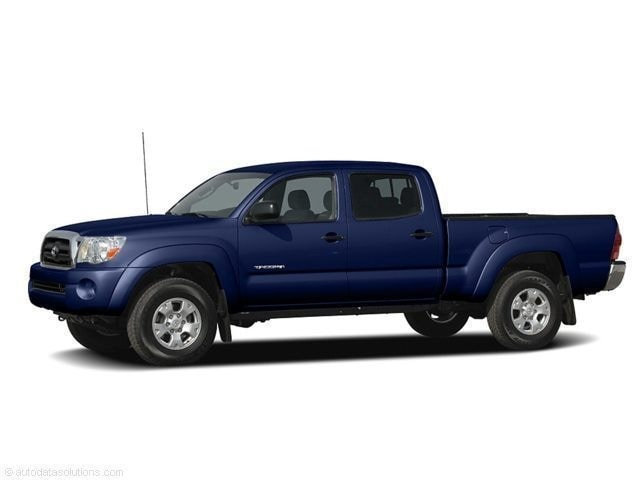 Used 2006 Toyota Tacoma Double 128 Auto 4WD Natl Truck Double-Cab near Los Angeles