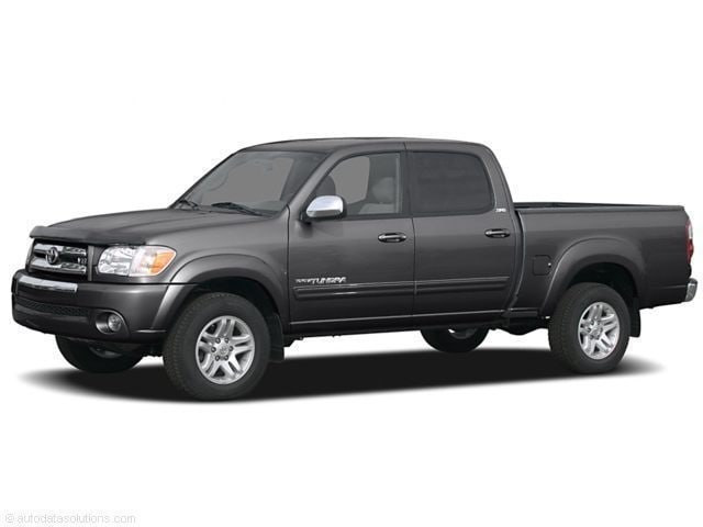 2006 Toyota Tundra Limited Truck Double Cab