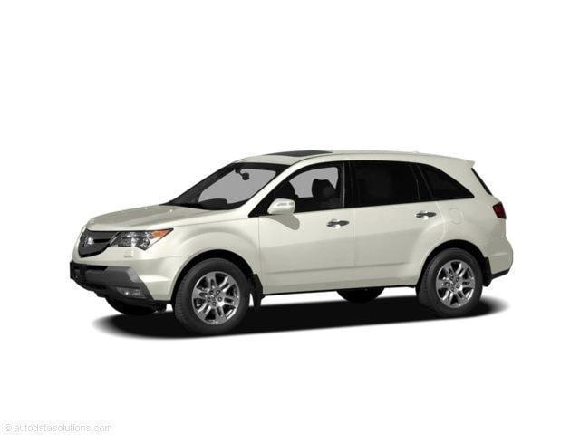 Used 2007 Acura MDX 4WD in the Greater St. Paul & Minneapolis Area