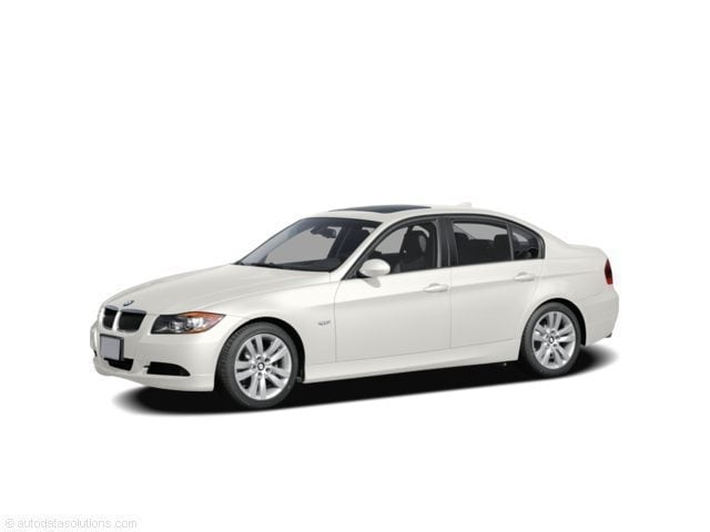 2007 BMW 3 Series 4d Sedan 328xi