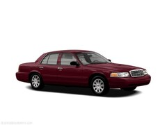 2007 Ford Crown Victoria LX Sedan