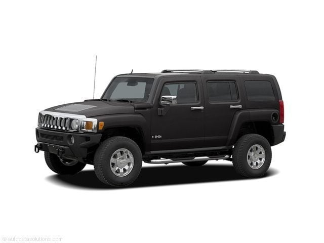 Used 2007 HUMMER H3 SUV SUV 4WD 4dr SUV in Houston
