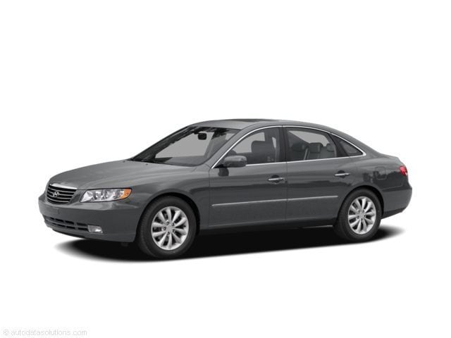 2007 Hyundai Azera Sedan