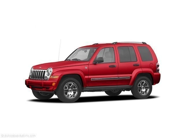 2007 Jeep Liberty Limited Edition SUV