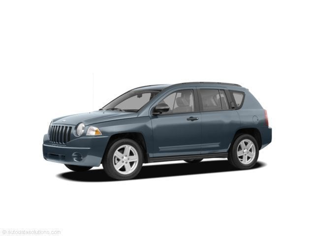 2007 Jeep Compass Limited SUV  sc 1 st  Lindquist Ford & Used 2007 Jeep Compass in Bettendorf IA | VIN: 1J8FT57W67D106683 markmcfarlin.com