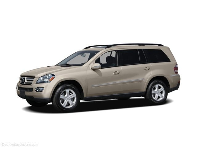 used 2007 mercedes benz gl450 4matic for sale plainview. Black Bedroom Furniture Sets. Home Design Ideas