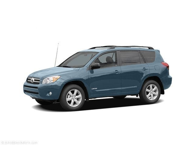 Used 2007 Toyota RAV4 Limited V6 SUV in San Jose