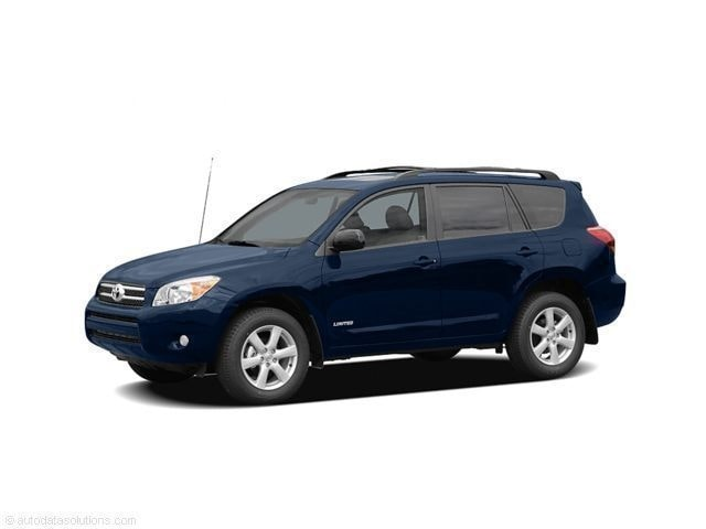 2007 Toyota RAV4 4X4***CLEAN CARFAX***NO ACCIDENTS! SUV