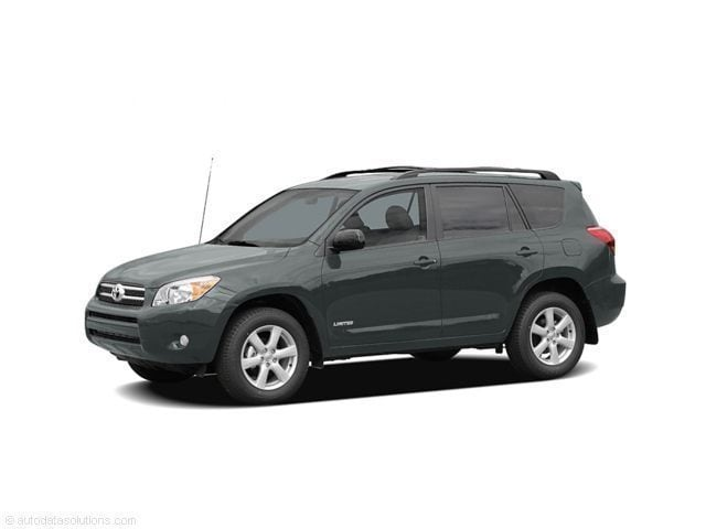 Used 2007 Toyota RAV4 Sport Utility in the Greater St. Paul & Minneapolis Area