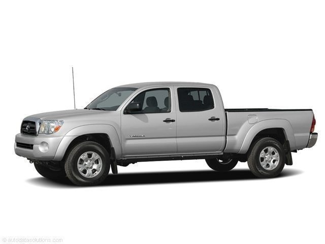 Used 2007 Toyota Tacoma Base V6 Truck Double-Cab for sale in the Boston MA area