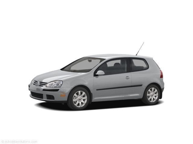 Used 2007 Volkswagen Rabbit 2-Door Hatchback Sunnyvale, CA