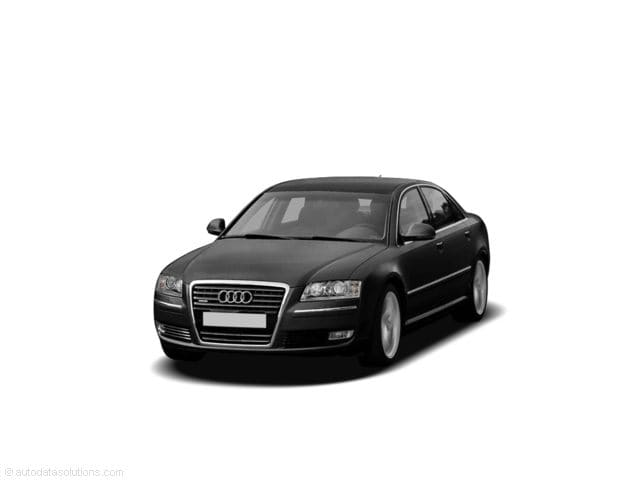 Used 2008 Audi A8 L Sedan in the Greater St. Paul & Minneapolis Area