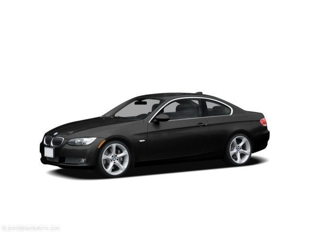 Used 2008 BMW 335xi  2dr Coupe Plano TX