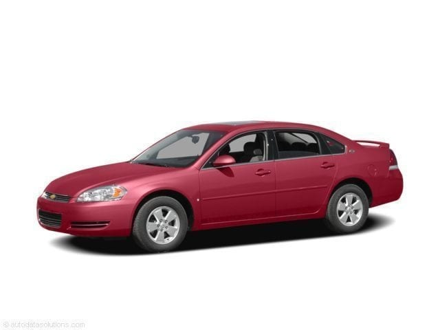 Used 2008 Chevrolet Impala Sedan in the Greater St. Paul & Minneapolis Area
