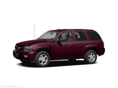 2008 Chevrolet TrailBlazer SUV 1GNDS13S282132506 for sale in Somerset, MA at Somerset Chrysler Jeep Dodge Ram