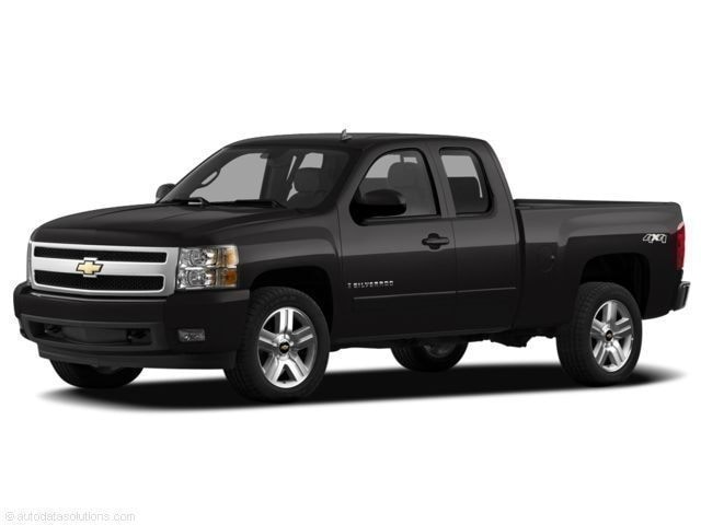2008 Chevrolet Silverado 1500 Work Truck Truck Extended Cab