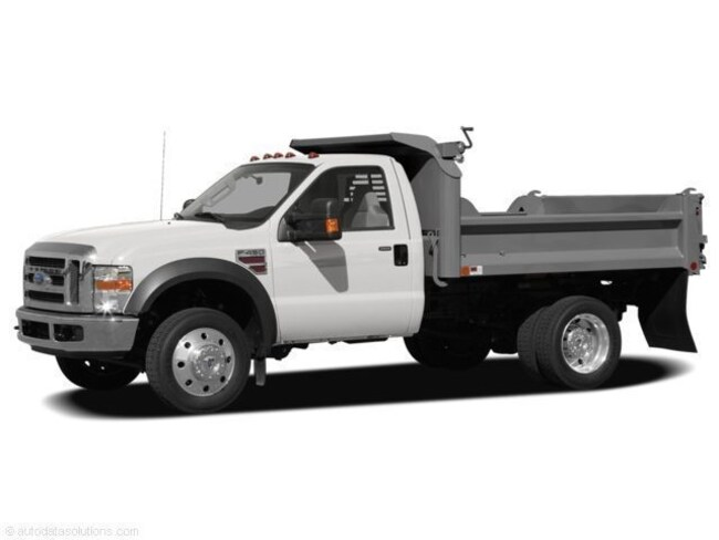 Used 2008 Ford F-550 Chassis Truck Regular Cab Stockton Area